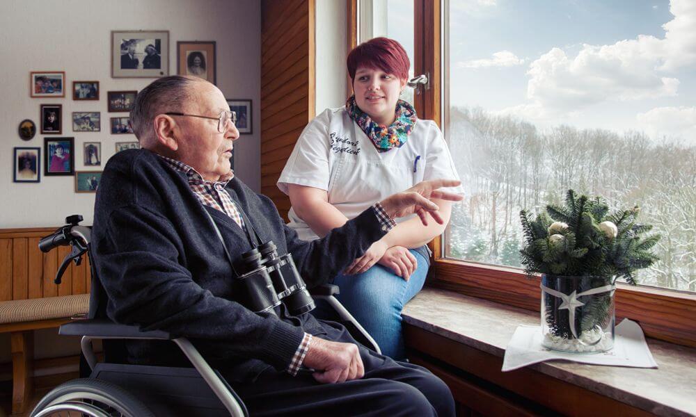 Der Attendorner Pflegedienst setzt gezielt moderne und international anerkannte Prinzipien bei der Pflege von Hilfsbedürftigen ein - Prinzip der Kinästhetik