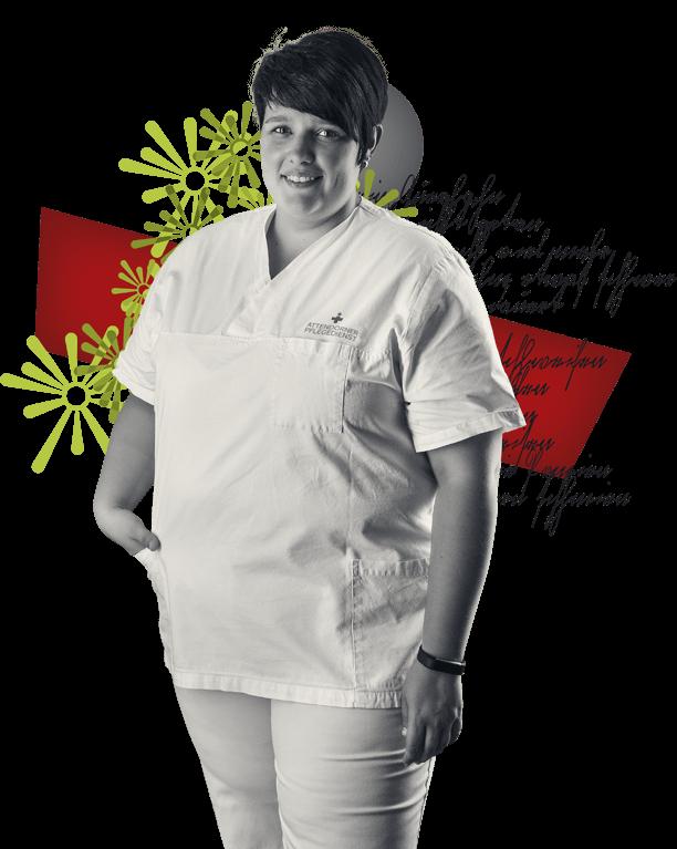 Pflegepersonal, welches Mitmenschen aus Leidenschaft und mit Wonne betreut - Informieren Sie sich auf unserer Internetseite oder nehmen Sie Kontakt zu uns auf.